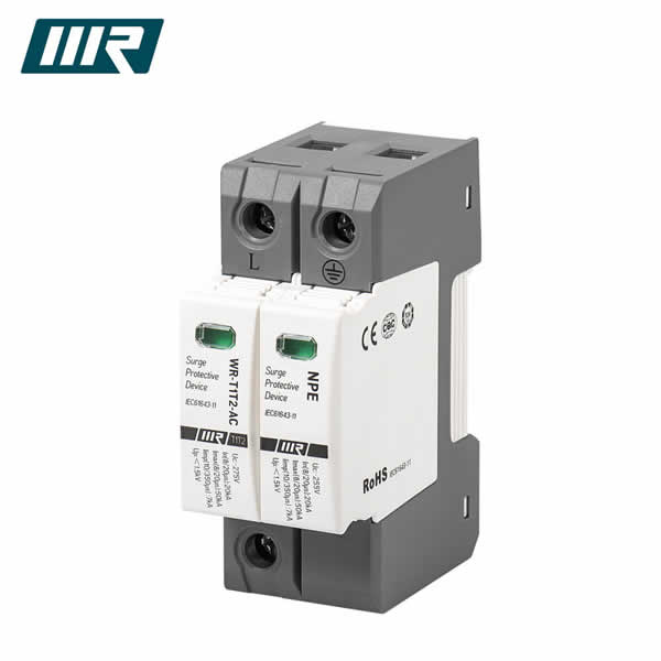 China Surge Arrester Suppliers New Electrical Device Surge Voltage Protector