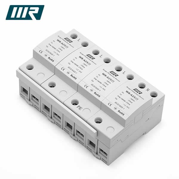What is the life span of a surge protector?